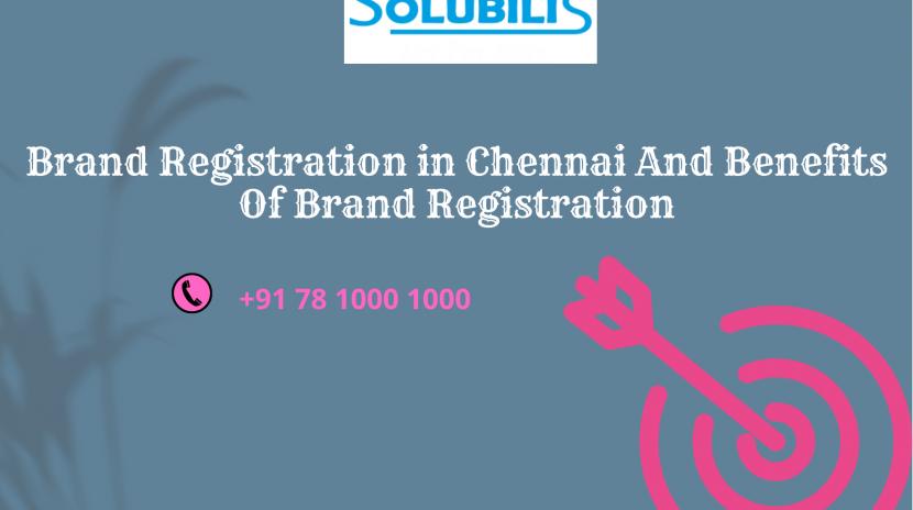 Brand Registration In Chennai